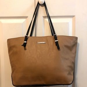 Tan Nine West Purse